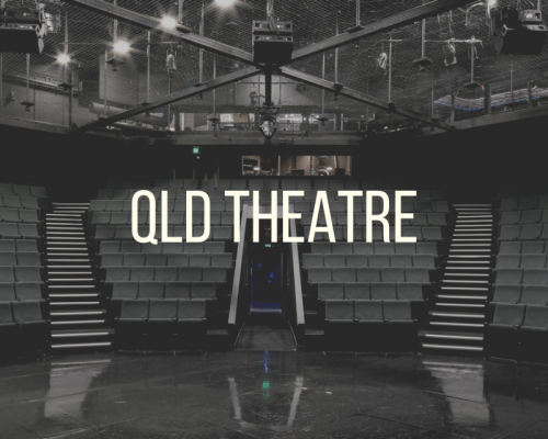 QLD Theatre Billy Brown South Brisbane electrical works completed by Taylor Made Electrical