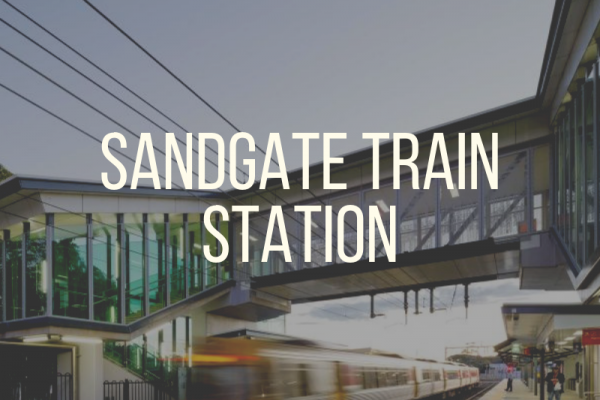 Sandgate Train Station Electrical upgrade completed by Taylor Made Electrical
