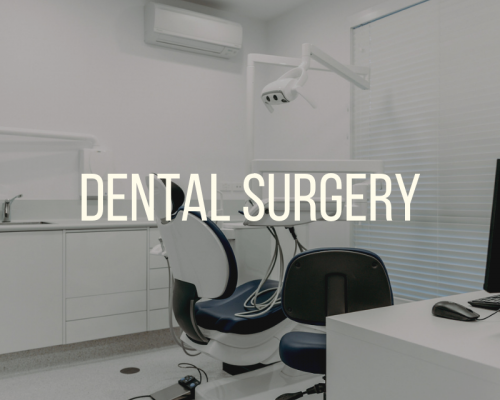 Dental Surgery Cannon Hill Brisbane Electrical works completed by Taylor Made Electrical