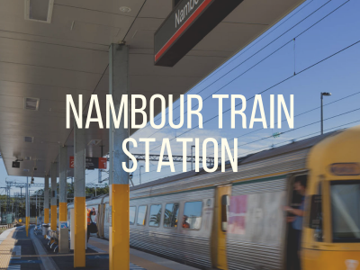 Nambour Train Station electrical works and upgrade completed by Taylor Made Electrical