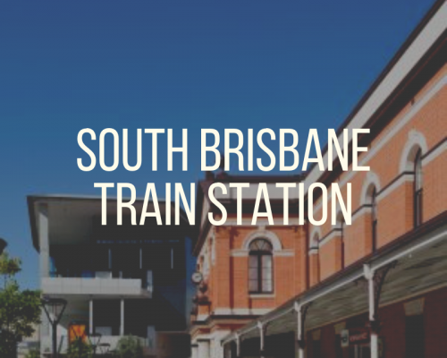 South Brisbane Train Station Electrical works and upgrade completed by Taylor Made Electrical