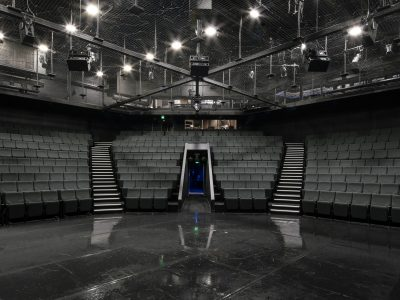 Commercial Electrical Fit-Out | Fit-outsQLD Theatre Billie Brown Studio South Brisbane Entertainment Center Electrician Taylor Made Electrical