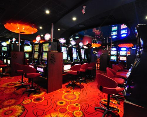 Aspley Leagues Club Pokie Lounge Upgrade electrical works completed by Taylor Made Electrical Brisbane