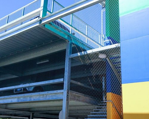 Pine Rivers Raised Car Park Electrical Works completed by Taylor Made Electrical