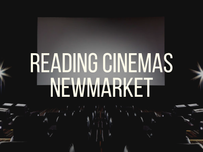 Reading Cinema Newmarket electrical works completed by Taylor Made Electrical Brisbane
